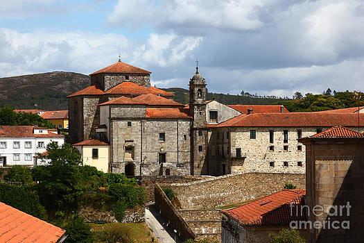 James Brunker - Belvis Convent Santiago de Compostela