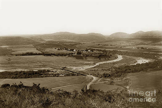 California Views Mr Pat Hathaway Archives - San Diego Mission in Mission Valley California Circa 1909