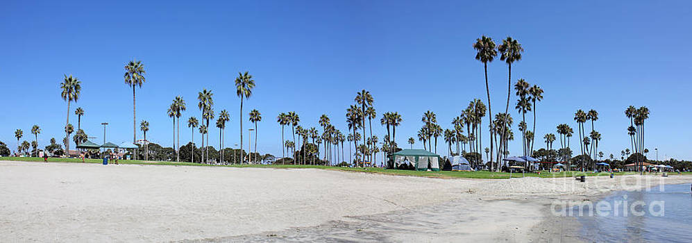 San Diego Panoramic by Tony Cordoza