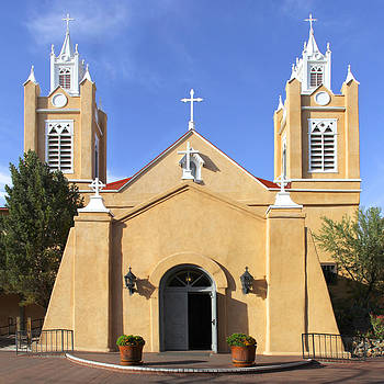 Mike McGlothlen - San Felipe Church - Old Town Albuquerque