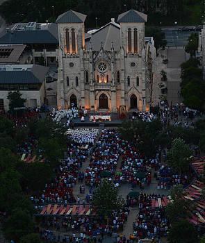 San Fernando Cathedral 001 by Shawn Marlow