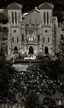 San Fernando Cathedral 002 by Shawn Marlow