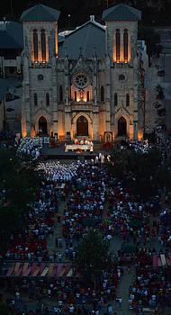 San Fernando Cathedral 003 by Shawn Marlow
