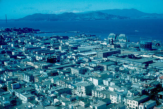 San Francisco 14 1955 by Cumberland Warden