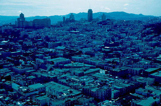 San Francisco 8 1955 by Cumberland Warden