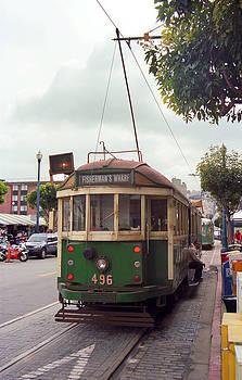 Frank Romeo - San Francisco Cable Car