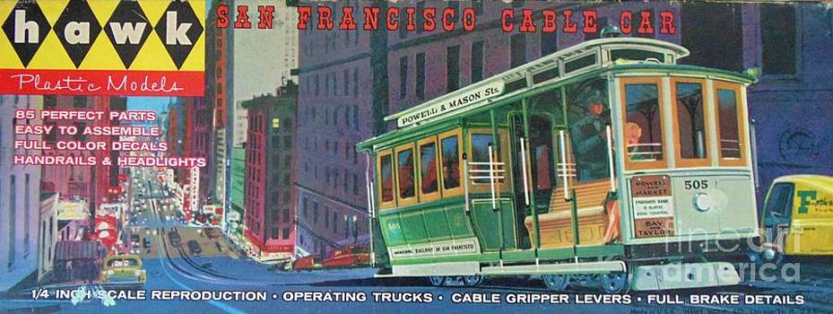 John Malone - San Francisco Cable Car