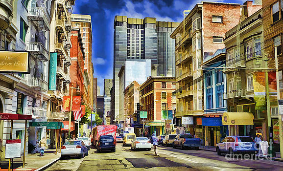 San Francisco Colors by Benny Ventura