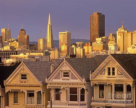 San Francisco by Derek Croucher