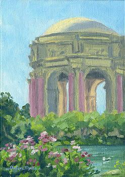 San Francisco Exploratorium by Shalece Elynne