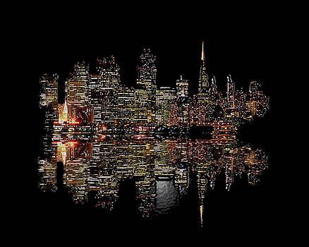 San Francisco Nights by Dennis Begnoche