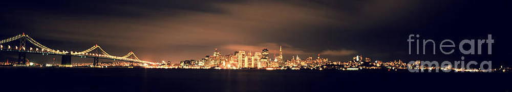 San Francisco Skyline by Ron Smith