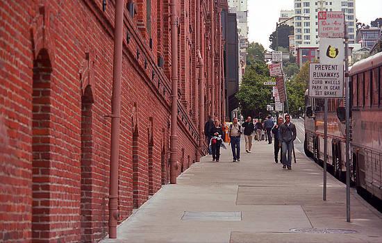 Frank Romeo - San Francisco Street Scene