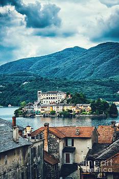 Silvia Ganora - San Giulio island  Italy