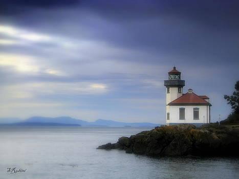 Sandy Rubini - San Juan Lighthouse No. 2