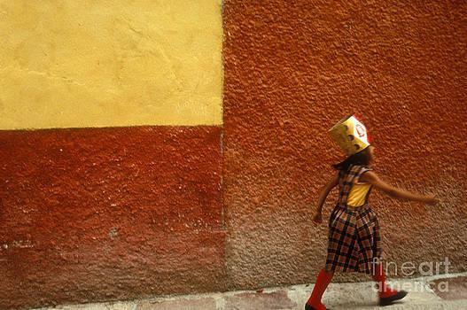 John  Mitchell - SAN MIGUEL GIRL San Miguel de Allende Mexico