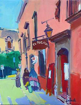San Miguel by Roz Farbush