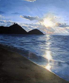 San Sebastian by Jessica Tookey