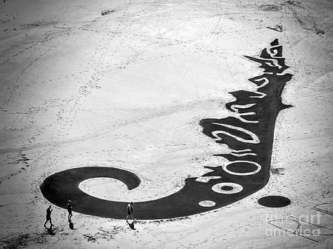 Sand Art by Karen Lewis