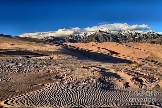 Adam Jewell - Sand Dune Textures