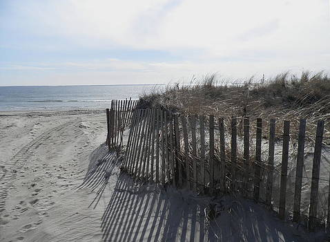 Kate Gallagher - Sand Dunes By The Ocean