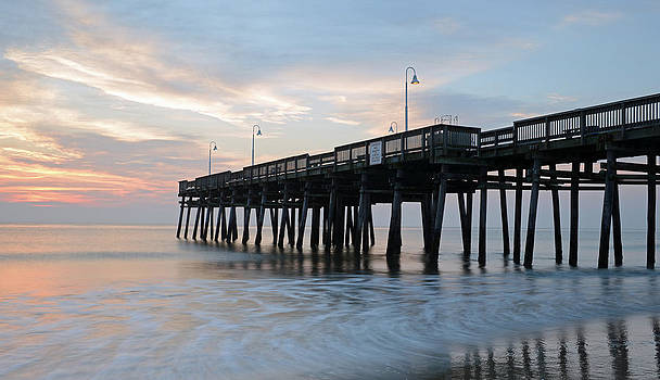 Sandbridge Pier by Jamie Pattison