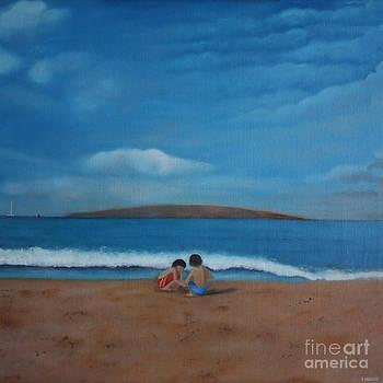 Sandcastle by Lorrett A