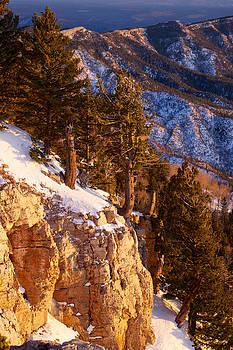 Mary Lee Dereske - Sandia Peak Summit Albuquerque New Mexico