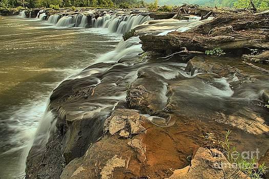 Adam Jewell - Sandstone Falls