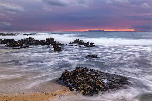 Sandy Beach Sunrise 12 by Leigh Anne Meeks