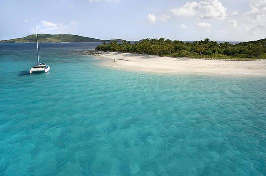 Sandy Cay BVI by Bryan Allen