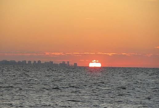 Sanibel Sunrise  by Anne Sterling