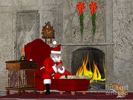 Corey Ford - Santa and the Naughty and Nice Book