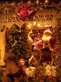 Santa Claus by Isabella Rocha
