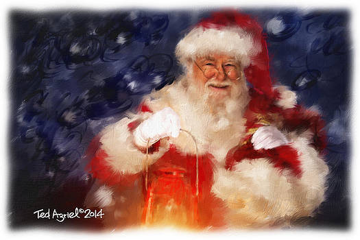 Santa is Comin' To Town by Ted Azriel