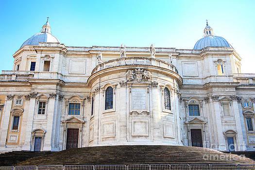 Santa Maria Maggiore by Sanjay Deva