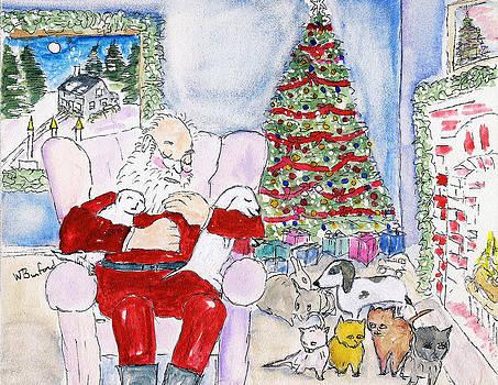 Santa's Favorites by Wade Binford