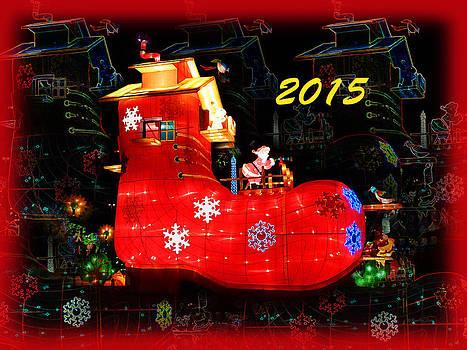 Xueling Zou - Santa