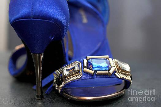 Sapphire Stilettos by Deanna Wright