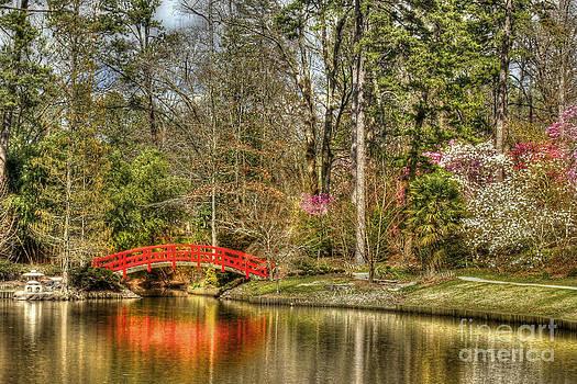 Sarah P. Duke Gardens by Benanne Stiens