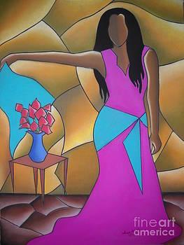 Sassy II by Sonya Walker