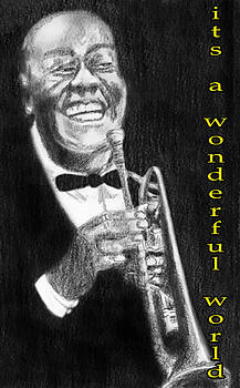 Satchmo by Anneke Hut