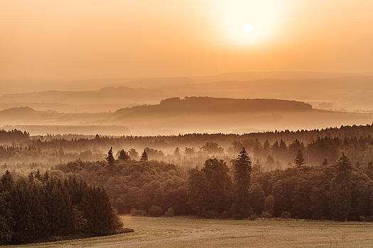 Saturday sunrise by Tomas Hudolin
