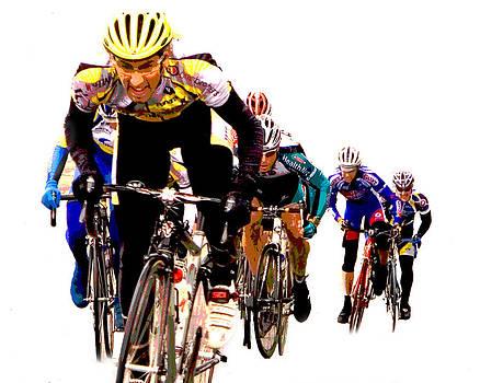 Sausalito Bike Race by Michael Fahey