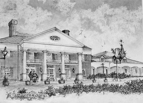Jim Hubbard - Savannah Center