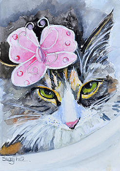 Savannah in Pink by Suzy Pal Powell