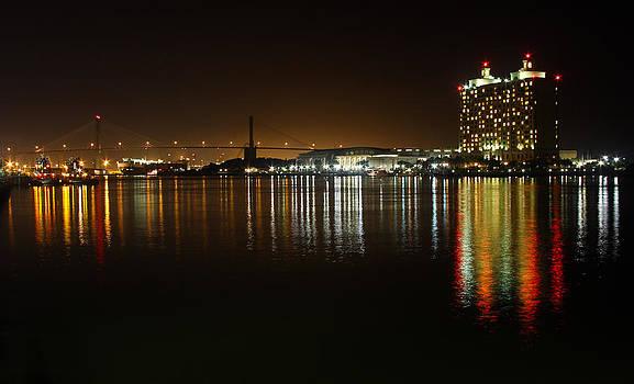 Savannah River by David Kittrell