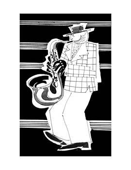 Sax by Vadim Vaskovsky