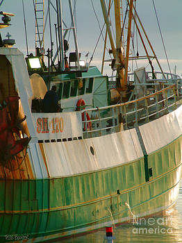 Scarborough Sailing by Tess Baxter