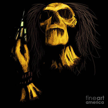 Scarecrow Dr. Jonathan Crane by Chelsea Perez